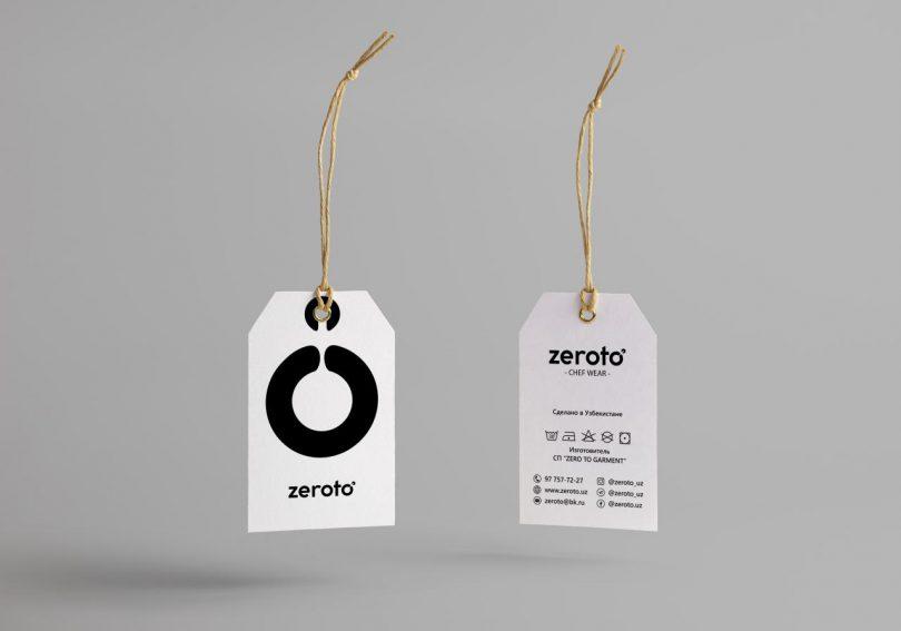 Создание фирменного стиля для ZEROTO