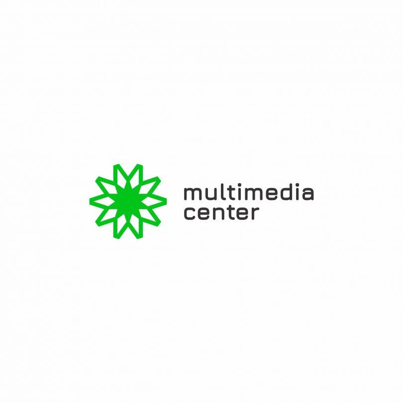 Создание логотипа для Multimedia center